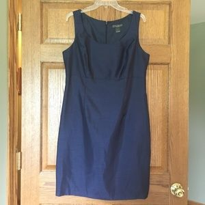Dressy Jessica Howard Fitted Navy Dress 14